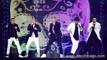 Backstreet Boys Announce Tour Stop in Chicago Area