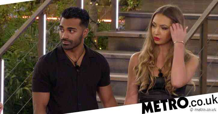 Love Island's Nas Majeed and Eva Zapico dumped from villa after Rebecca Gormley and Jordan Waobikeze axe