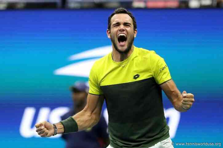 Matteo Berrettini Not Sure If He Will Be Fit for the Davis Cup Tie Against Korea