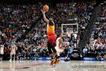 Utah Jazz: Mike Conley leads the way in bounce back week