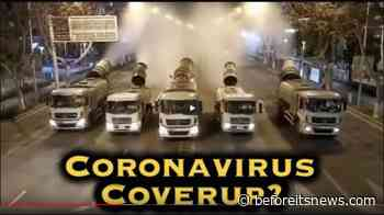 Bioweapons Expert Claims Coronovirus Released From a W.H.O. Lab in Wuhan. China