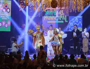 Cabo de Santo Agostinho celebra 13º Baile Municipal - Folha de Pernambuco