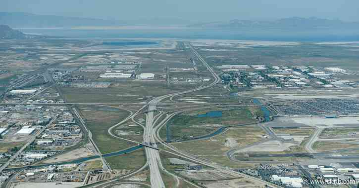 New inland port legislation would give Salt Lake City more representation as development moves forward