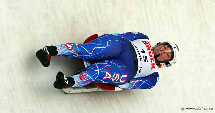 Young Park City sliders ready to take on the world luge championships
