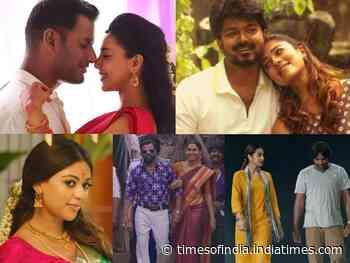 Five romantic Tamil songs for Valentine's week