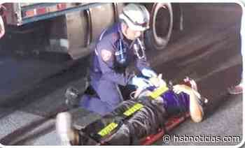 En la vía hacia Cumaral, este hombre infartado evitó una tragedia | HSB Noticias - HSB Noticias