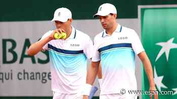 Bryan brothers set for last Davis Cup appearance