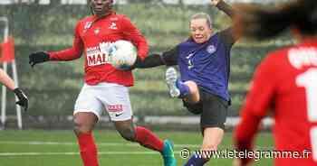 Football. D2F. Stade Brestois 29 - Toulouse FC : 0-1 - Le Télégramme