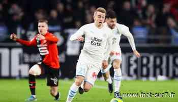 OM : Le message de Valentin Rongier pour le Toulouse FC - FOOT-SUR7.fr
