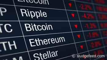 Monday Crypto Market Gainers: OKB, WAVES, HPT, HT, ALGO - SludgeFeed