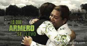 La tragedia de Armero las separó y se reencontraron 34 años después - Noticias Caracol