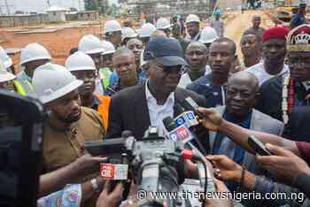 Fashola gives order to contractors on Benin-Auchi-Okene highway - The News