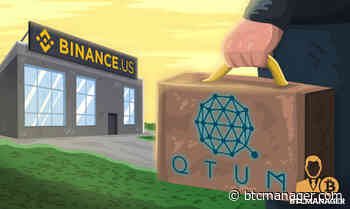 Binance.US Adds Support for Proof-of-Stake Protocol Cryptocurrency QTUM - BTCMANAGER