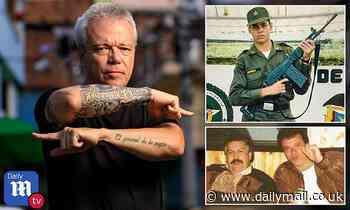 Ex Colombian cop has 'no sympathy' over death of Pablo Escobar's assassin 'Popeye'