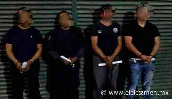 Aprehenden a policías en Paso del Macho - El Dictamen