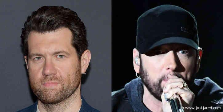 Billy Eichner Slams Eminem's Surprise Oscars 2020 Appearance