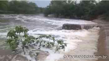 Idoso morre após se afogar em açude no município de Santaluz - Varela Notícias