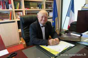 Le Coudray-Montceaux : maire depuis 40 ans, François Gros passe la main - Le Parisien