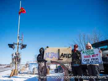Indigenous rail blockades cause chaos for Ontario travellers, commuters - Woodstock Sentinel Review