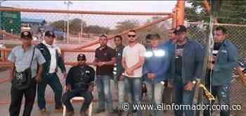 Habitantes de Ariguaní protestan por oportunidades laborales - El Informador - Santa Marta
