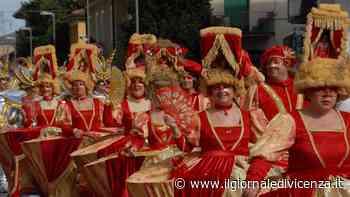 Festa di Carnevale in piazza del Donatore - Il Giornale di Vicenza