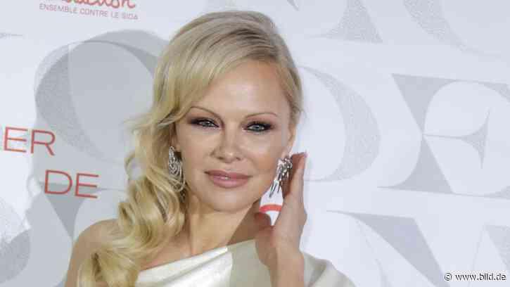 Ehe-Aus nach zwölf Tagen - Pamela Anderson per SMS abserviert! - BILD