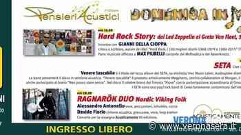 """""""Pensieri acustici"""" a San Giovanni Lupatoto: protagonisti Gianni Della Cioppa con Massimo Piubelli - Verona Sera"""