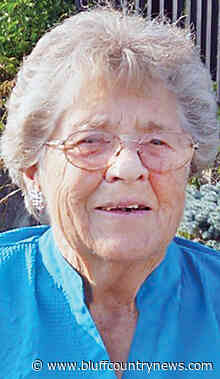 Mildred Danielson, 91, of Burr Oak - Bluff Country Newspaper Group