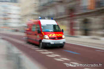 Vernaison : un blessé grave dans un accident de la route - Tonic Radio