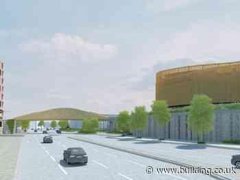 In pictures: Swansea bridge design unveiled