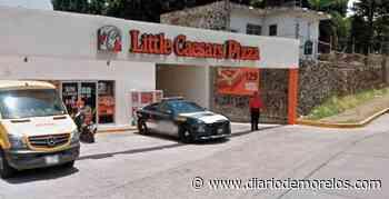 Asaltan pizzería en Vista Hermosa - Diario de Morelos