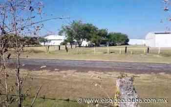 Mortal accidente no paró actividades en aeródromo de San José Vista Hermosa - El Sol de Cuautla
