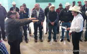 Nuevo dirigente cenecista del valle de Santiago Papasquiaro - El Sol de Durango