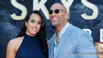 Dwayne Johnson's daughter training to be fourth-generation WWE wrestler