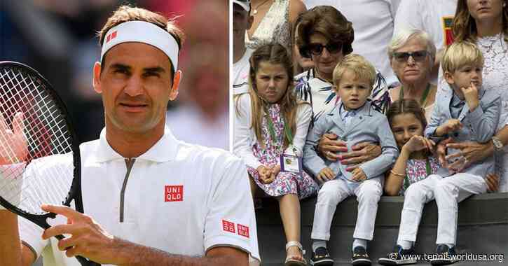 Roger Federer to spend time with family before he returns to action