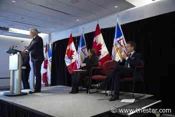 N.L., Ottawa agree to shield ratepayers from Muskrat Falls cost overruns