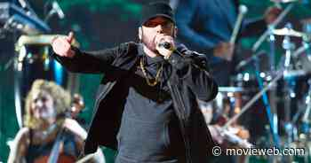 Eminem Crashes Oscars to Play Lose Yourself from 8 Mile