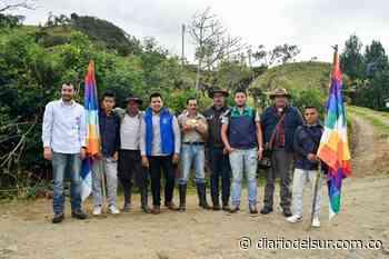Recolectaron desechos en Tangua - Diario del Sur