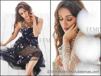 Shraddha Stuns in her latest Femina shoot