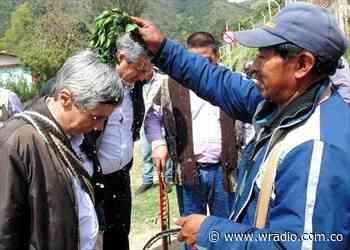 Piden investigar homicidio de médico indígena en Totoró, Cauca - W Radio