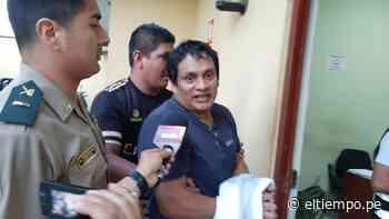 Talara: Capturan al ex alcalde de Lobitos, Jaime Reque - Diario El Tiempo - Piura
