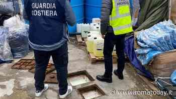 Scarica acque reflue non depurate nel canale, sequestrata lavanderia industriale