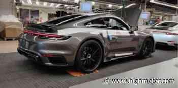 El nuevo Porsche 911 Turbo tiene muchas papeletas de debutar en Ginebra - Highmotor