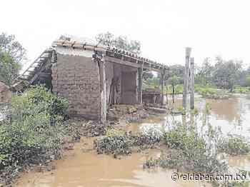 Riada golpea a Charagua; hay 958 familias guaraníes damnificadas - EL DEBER