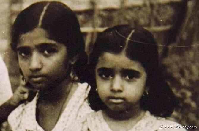 Major Throwback: Amitabh Bachchan shares childhood picture of Lata Mangeshkar and Asha Bhosle