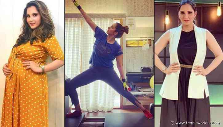 Sania Mirza Shares Weight loss Journey With Fans Online