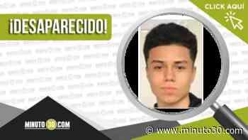 Miguel Ángel Castellanos Rojas desapareció en el barrio La Pradera y su familia lo busca - Minuto30.com