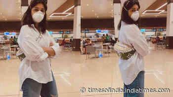 Parineeti Chopra slammed for posting pictures wearing mask amid coronavirus scare