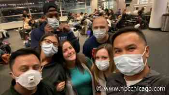 Chicago Family Stranded in Taiwan Amid Coronavirus Outbreak