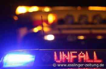 Missachtete Vorfahrt in Neckartailfingen - Polizei - esslinger-zeitung.de